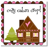 Cozy Cabin Crop